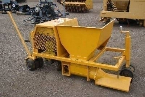 concrete curb machine for sale