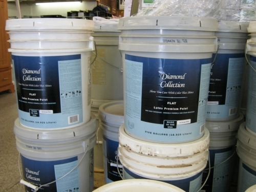 diamond collection flat latex premium in pensacola fl On diamond collection paint