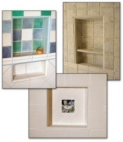 Ready Made Shelves : Seats shelves waterproof ready made for shower a in los