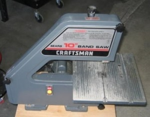 10 Inch Sears Band Saw 25 00 In Las Vegas Nv 89101