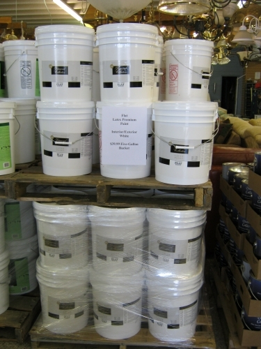 diamond collection flat latex premium paint in milton On diamond collection paint