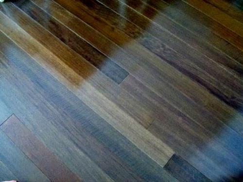 Brazilian walnut solid wood flooring 1 boxes in chicago for Unfinished brazilian walnut flooring