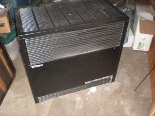 madern williams gas vented heater for basement in chicago il
