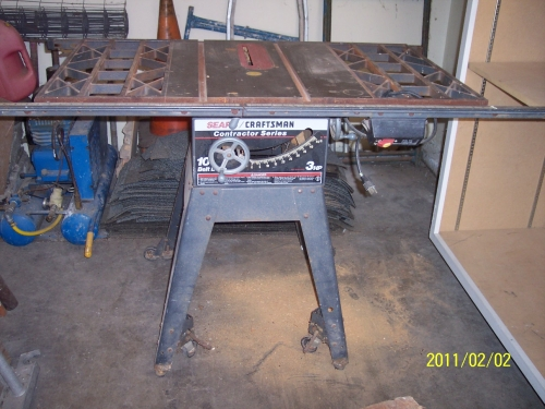 Craftsman Contractor 10 Table Saw 3 Hp In Long Beach Ca 90807