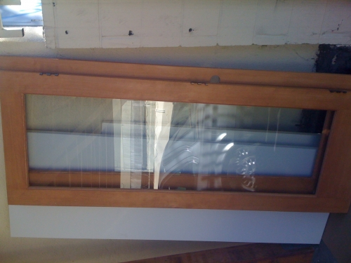 7 Interior Pre Hung 1 Lite Doors 30x80 In Los Angeles Ca 90046
