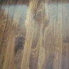 Wide Plank Rustic Black American Walnut Flooring w/ T&G