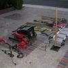 Selling off my landscaping/construction tools -- lots of stuff!  Dana Point (Orange County CA)