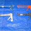 PAINTING SUPPLIES - Paint Brushes, Wire Brushes, Paint Roller, Caulking Guns