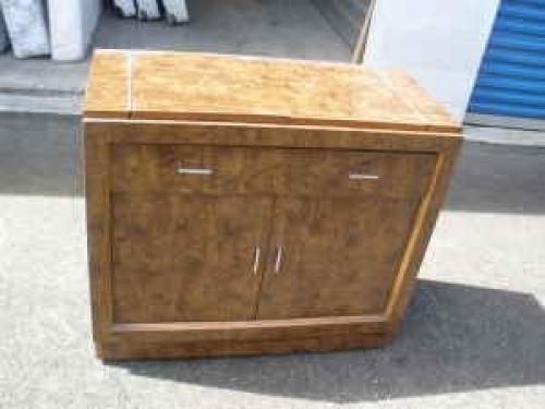 Buffet server flip top on rollers contempary in auburn wa for Furniture auburn wa