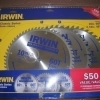 3 Pack Irwin Saw Blades New!