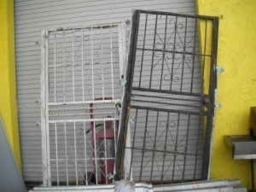 Aluminum Security Doors In Miami Fl 33158