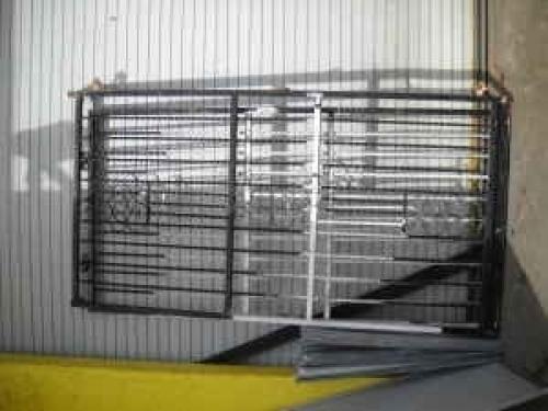 Sliding Aluminum Security Gates In Miami Fl 33158